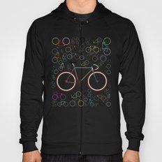 Love Fixie Road Bike Hoody