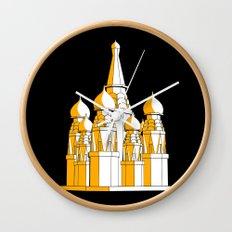(Saint Basil's) Cathedral Wall Clock