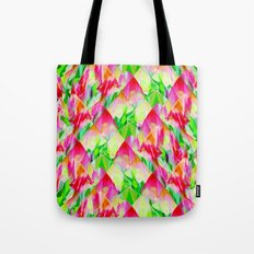 Tulip Fields #119 Tote Bag