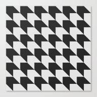 Seamless Fashion Pattern Canvas Print