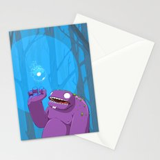 Ghost of Mello Marsh Stationery Cards