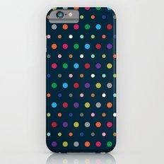 Color Polka Slim Case iPhone 6s