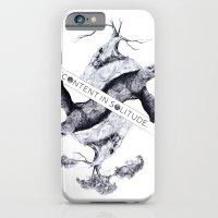 Content in Solitude iPhone 6 Slim Case