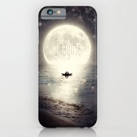 iPhone Cases featuring Imagine - Second Date  by Paula Belle Flores