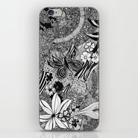 Jungle of Mind iPhone & iPod Skin