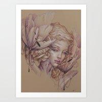Clairvoyance Art Print