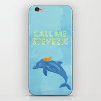 The Life With Stevezie iPhone & iPod Skin