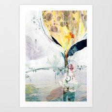 Vitriol 2 Art Print