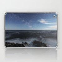 Milky Way In Moonlight Laptop & iPad Skin