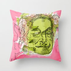 Roberto Calasso  Throw Pillow