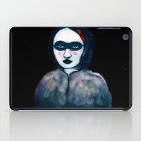 Carnival Lady iPad Case