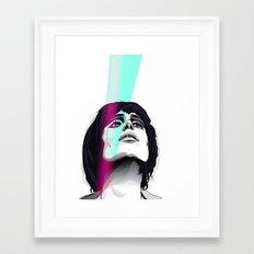//ANNIE/TEARS Framed Art Print