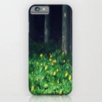 Wild Flowers iPhone 6 Slim Case