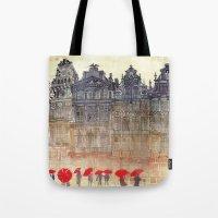 Brussels Tote Bag