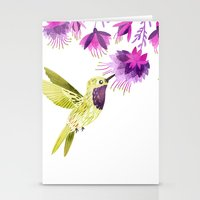 Lucifer Hummingbird Stationery Cards