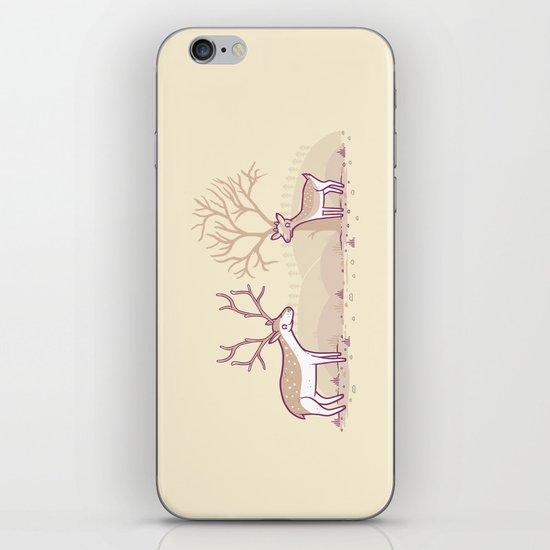 Growing up fast iPhone & iPod Skin