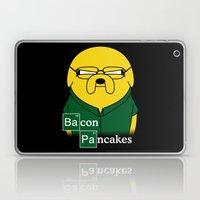 Bacon Pancakes Laptop & iPad Skin