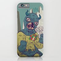 iPhone & iPod Case featuring infernal machinery by liquidpig