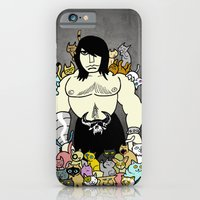 iPhone & iPod Case featuring 138 Cats by thisisjason