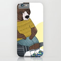 Bear In Nike iPhone 6 Slim Case