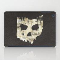 Ohio Skull iPad Case