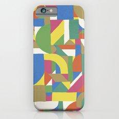 Letter i iPhone 6 Slim Case
