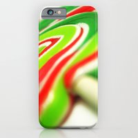 iPhone & iPod Case featuring Retro Lolly. by Nicole Mason-Rawle
