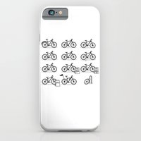 Life Cycle iPhone 6 Slim Case