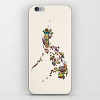 7,107 Islands | A Map Of… iPhone & iPod Skin
