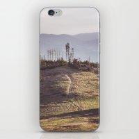 Keep Going iPhone & iPod Skin