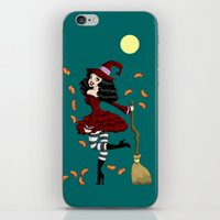 Be Witched! iPhone & iPod Skin