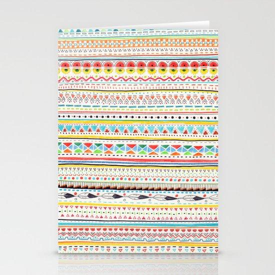 Pattern No.2 Stationery Card