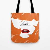 hairy Tote Bag