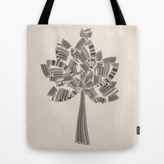 UPC Tree Tote Bag
