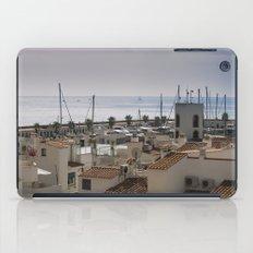 Port d'Aiguadolç iPad Case