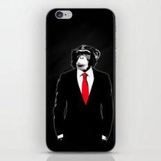 Domesticated Monkey iPhone & iPod Skin