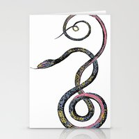 Mamba Stationery Cards