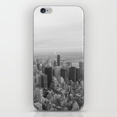 Empire State, New York iPhone & iPod Skin