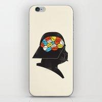 Vader Phrenology iPhone & iPod Skin