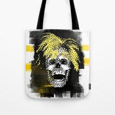 Andy POSTportrait Tote Bag