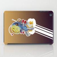 Rocket Bot iPad Case