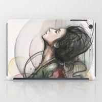 Beauty Illustration iPad Case