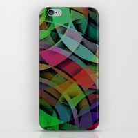 Shapes#3 iPhone & iPod Skin
