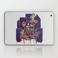 City of Flower Laptop & iPad Skin