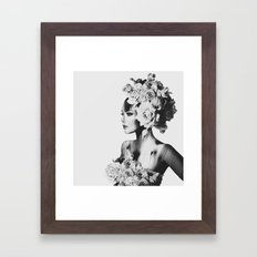 Awa Framed Art Print