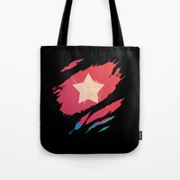 The First Avenger Tote Bag