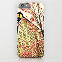 street blossoms iPhone & iPod Case