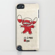 iPhone & iPod Case featuring Stitch Good&bad Meter...… by Emiliano Morciano (A…