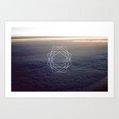 Take Flight (III) - Plane Art Print