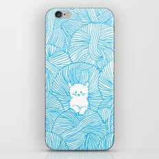 Yarn Ball Pit iPhone & iPod Skin
